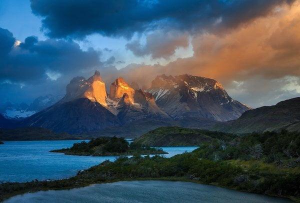 1 Vườn quốc gia Torres del Paine