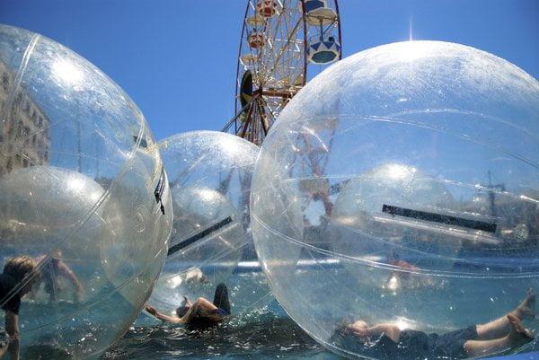công viên giải trí Cape Town của Nam Phi.