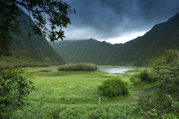 Công viên quốc gia La Réunion