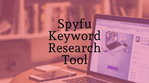 Spyfu Keyword Research